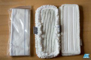 Xiaomi Mi elektrischer Wischmopp im Test (Handheld Electric Mop) 25
