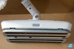 Xiaomi Mi elektrischer Wischmopp im Test (Handheld Electric Mop) 11