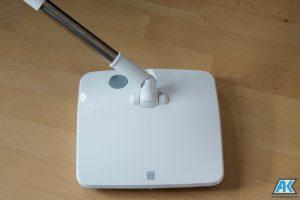 Xiaomi Mi elektrischer Wischmopp im Test (Handheld Electric Mop) 26