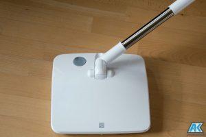 Xiaomi Mi elektrischer Wischmopp im Test (Handheld Electric Mop) 29