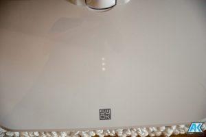 Xiaomi Mi elektrischer Wischmopp im Test (Handheld Electric Mop) 13