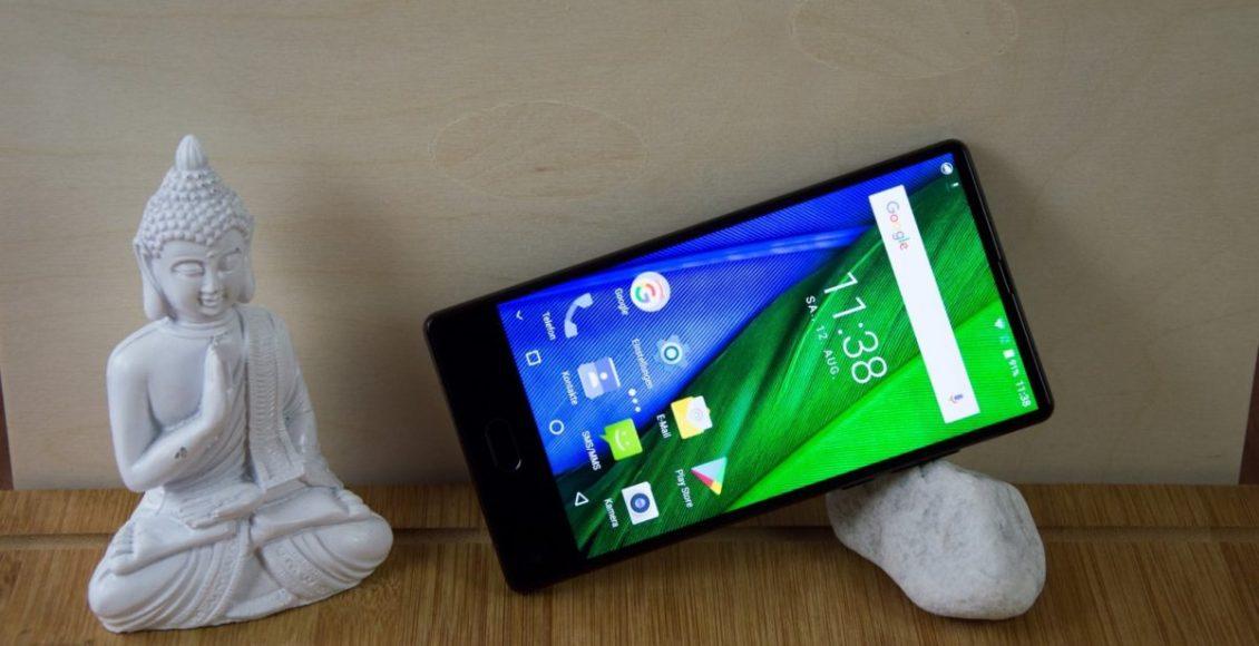 Maze Alpha Test: randloses, riesiges und sehr günstiges Smartphone 123