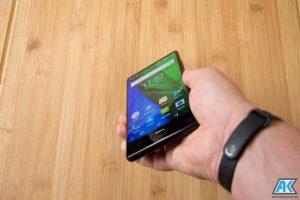 Maze Alpha Test: randloses, riesiges und sehr günstiges Smartphone 107