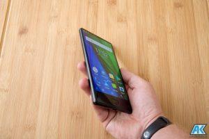 Maze Alpha Test: randloses, riesiges und sehr günstiges Smartphone 109