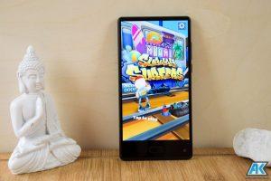 Maze Alpha Test: randloses, riesiges und sehr günstiges Smartphone 121