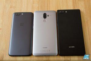 Maze Alpha Test: randloses, riesiges und sehr günstiges Smartphone 39