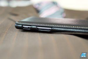 StilGut Cases Test: Echtleder-Hüllen für das OnePlus 5 20