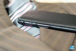 StilGut Cases Test: Echtleder-Hüllen für das OnePlus 5 21