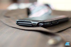 StilGut Cases Test: Echtleder-Hüllen für das OnePlus 5 24