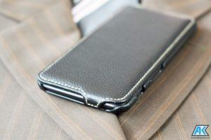 StilGut Cases Test: Echtleder-Hüllen für das OnePlus 5 19