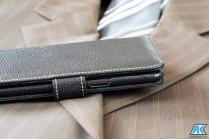 StilGut Cases Test: Echtleder-Hüllen für das OnePlus 5 42