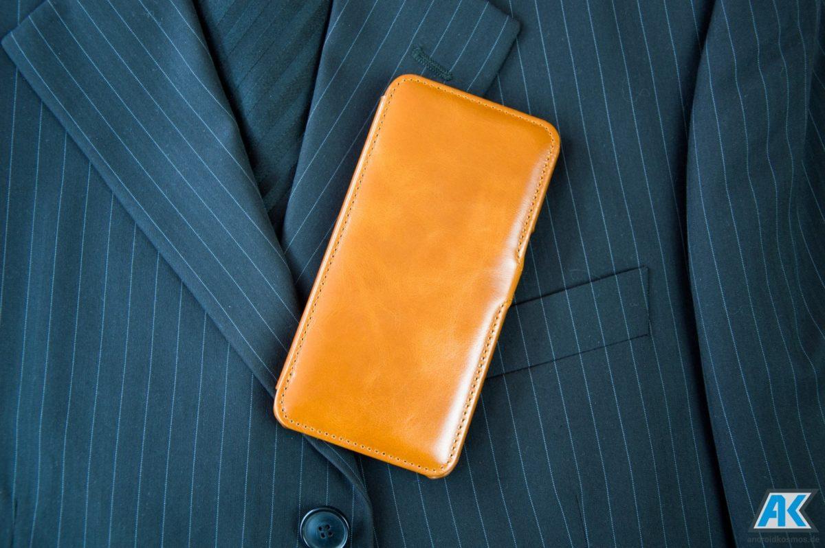 StilGut Cases Test: Echtleder-Hüllen für das OnePlus 5 13