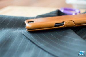 StilGut Cases Test: Echtleder-Hüllen für das OnePlus 5 32