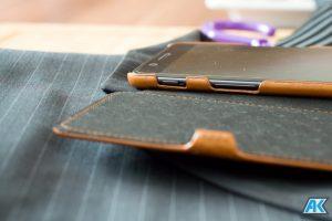 StilGut Cases Test: Echtleder-Hüllen für das OnePlus 5 30