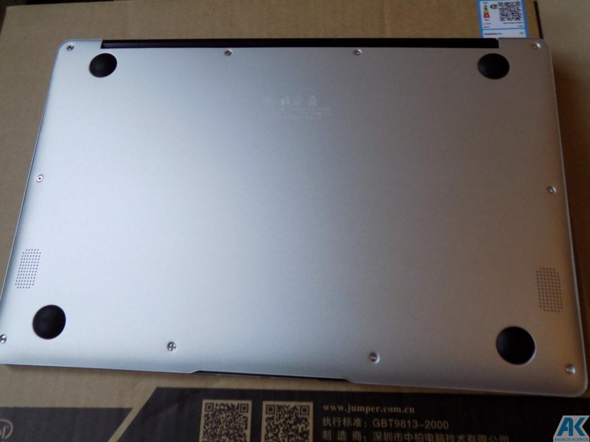 Ezbook 3 Pro im Test - Low Budget 13.3 Notebook mit edlem Gehäuse 12