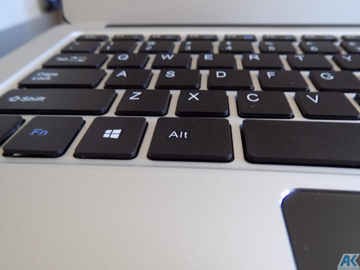 Ezbook 3 Pro im Test - Low Budget 13.3 Notebook mit edlem Gehäuse 46