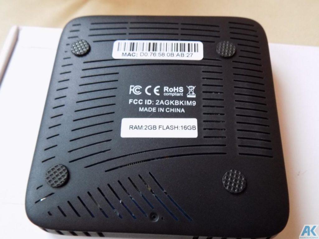 Test - Mecool M8S Pro TV-Box - 4K und HDR für unter 35 € 17