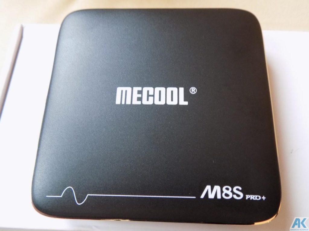 Test - Mecool M8S Pro TV-Box - 4K und HDR für unter 35 € 18