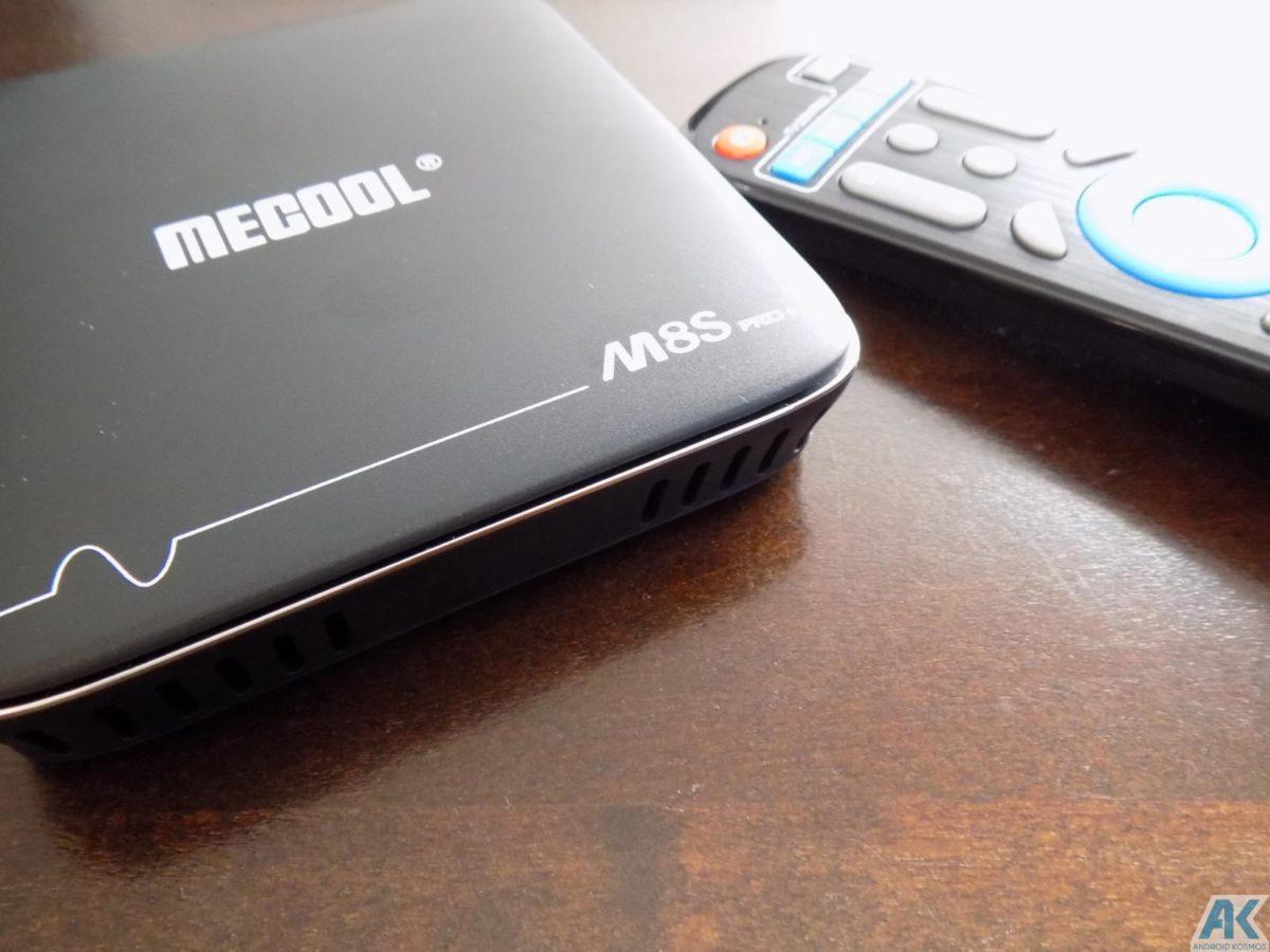 Test - Mecool M8S Pro TV-Box - 4K und HDR für unter 35 €