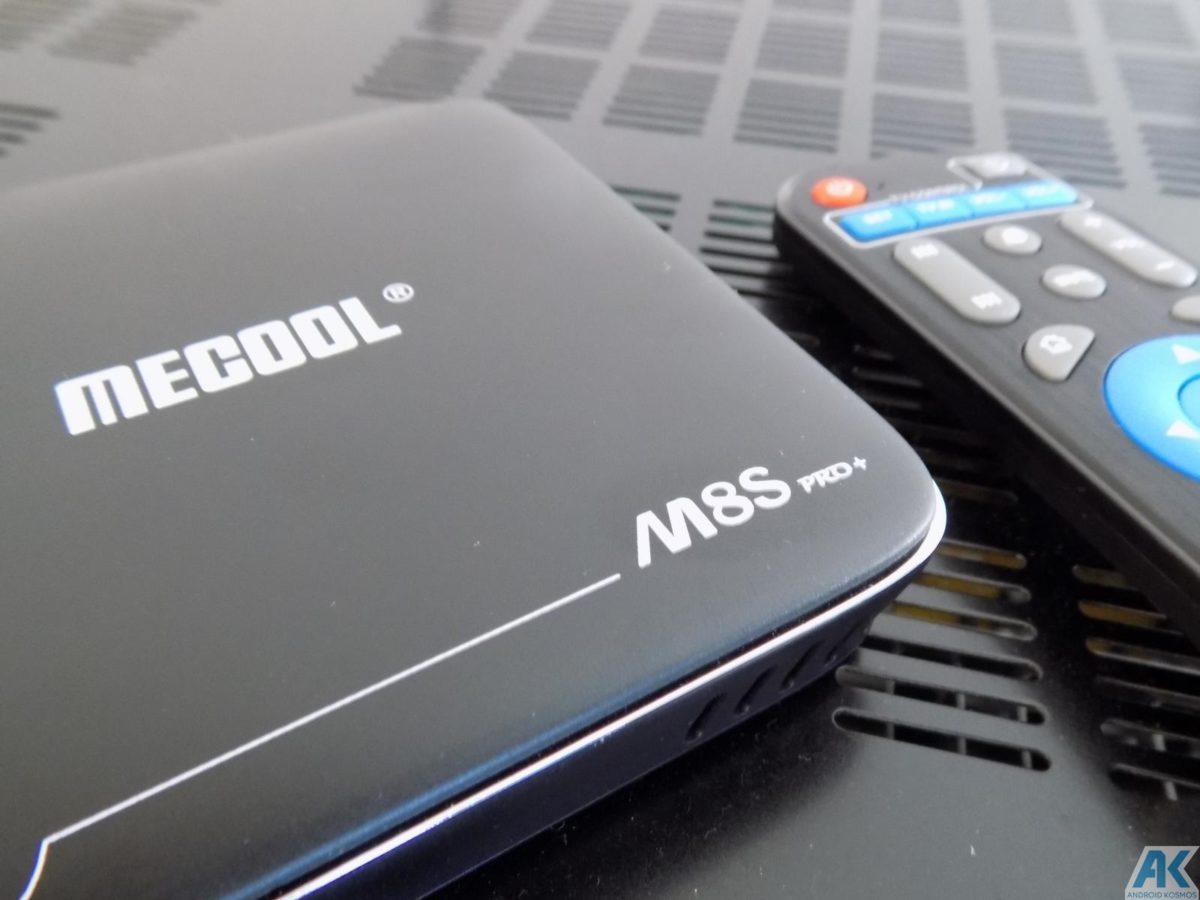 Test - Mecool M8S Pro TV-Box - 4K und HDR für unter 35 € 9