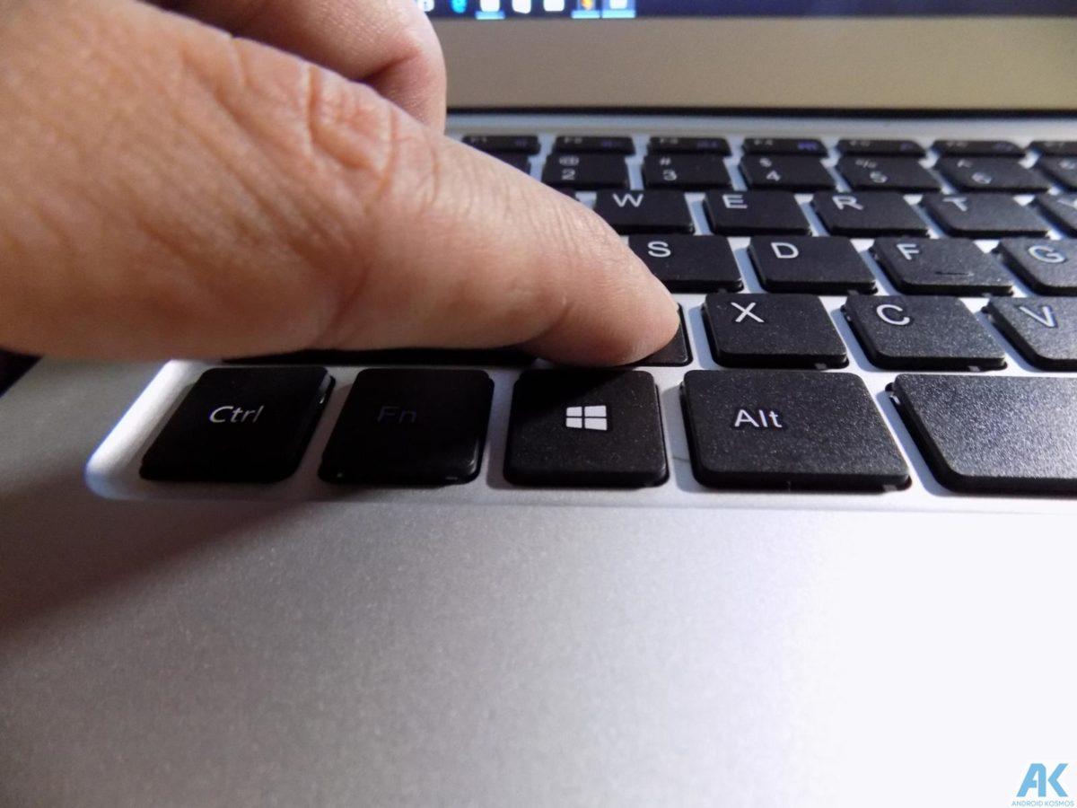 Ezbook 3 Pro im Test - Low Budget 13.3 Notebook mit edlem Gehäuse 48