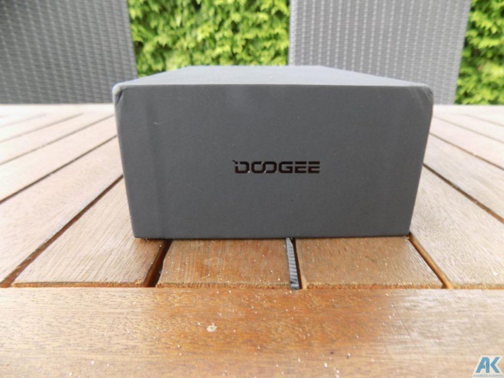 Doogee Mix - ein weiterer Mix Klon im Test - Der Bezel-Less Hype 5