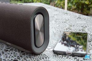 AUKEY Bluetooth Lautsprecher SK-M30, SK-S1 und SK-M31 im Test 36