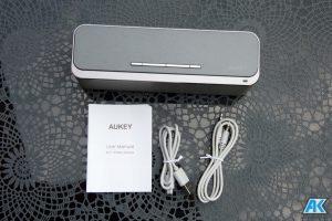 AUKEY Bluetooth Lautsprecher SK-M30, SK-S1 und SK-M31 im Test 17