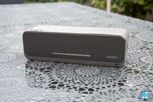AUKEY Bluetooth Lautsprecher SK-M30, SK-S1 und SK-M31 im Test 18