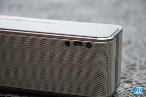 AUKEY Bluetooth Lautsprecher SK-M30, SK-S1 und SK-M31 im Test 23