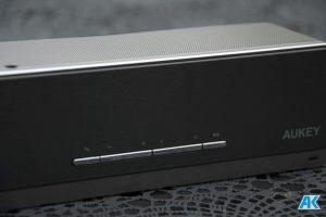 AUKEY Bluetooth Lautsprecher SK-M30, SK-S1 und SK-M31 im Test 22