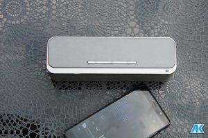 AUKEY Bluetooth Lautsprecher SK-M30, SK-S1 und SK-M31 im Test 37