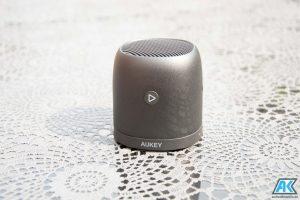 AUKEY Bluetooth Lautsprecher SK-M30, SK-S1 und SK-M31 im Test 6
