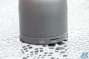 AUKEY Bluetooth Lautsprecher SK-M30, SK-S1 und SK-M31 im Test 11