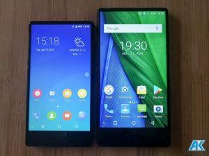 Maze Alpha Test: randloses, riesiges und sehr günstiges Smartphone 36