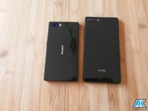 Maze Alpha Test: randloses, riesiges und sehr günstiges Smartphone 37