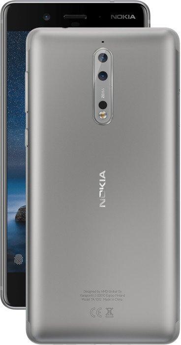 Nokia 8: aktuelles Flaggschiff Smartphone mit ZEISS Kamera vorgestellt 3