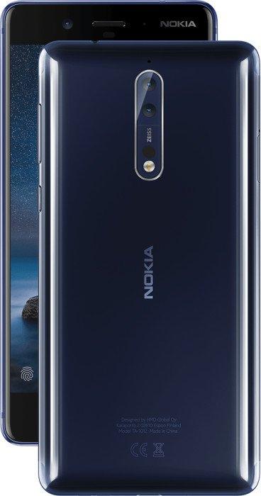 Nokia 8: aktuelles Flaggschiff Smartphone mit ZEISS Kamera vorgestellt 4