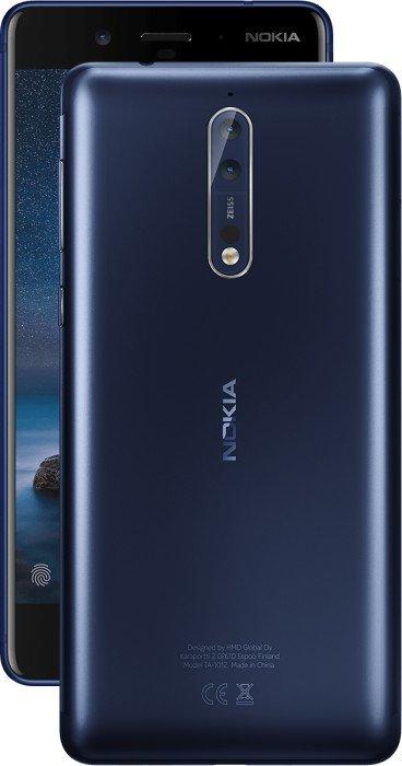 Nokia 8: aktuelles Flaggschiff Smartphone mit ZEISS Kamera vorgestellt 5