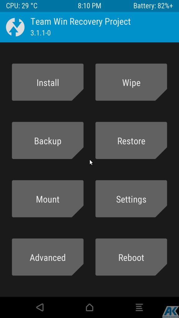 Xiaomi Tutorial Teil 2 - Bootloader Unlock Teil 2 , TWRP und Custom ROM 4
