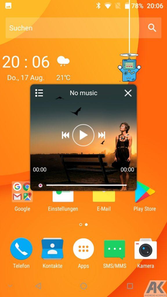 Doogee Mix - ein weiterer Mix Klon im Test - Der Bezel-Less Hype 66