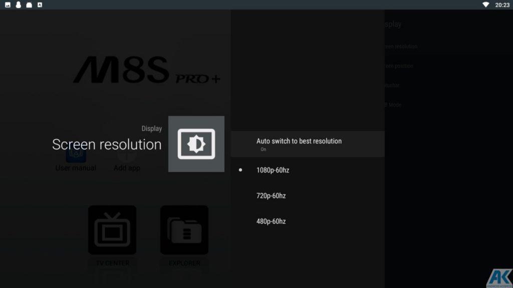 Test - Mecool M8S Pro TV-Box - 4K und HDR für unter 35 € 27