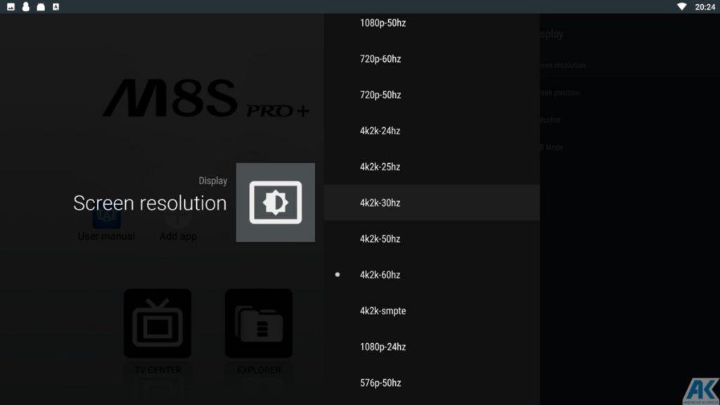 Test - Mecool M8S Pro TV-Box - 4K und HDR für unter 35 € 29