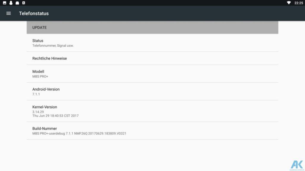 Test - Mecool M8S Pro TV-Box - 4K und HDR für unter 35 € 37