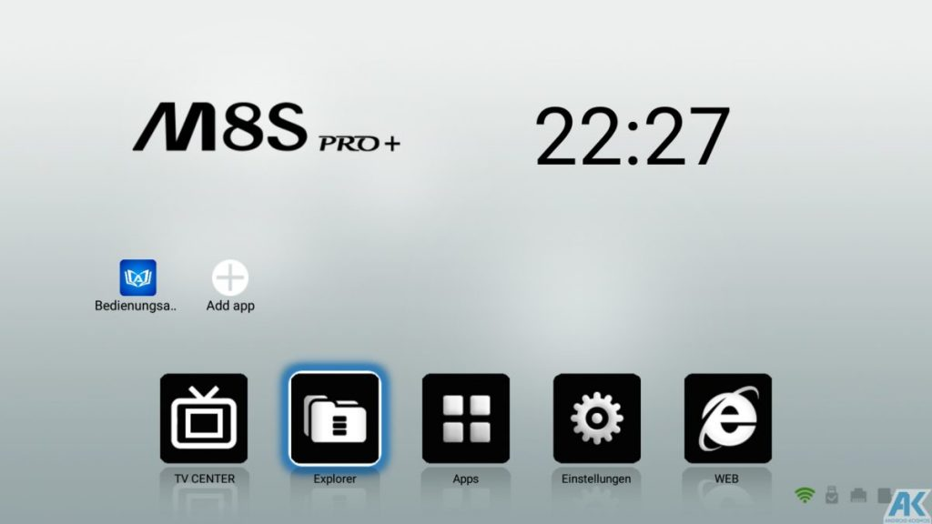 Test - Mecool M8S Pro TV-Box - 4K und HDR für unter 35 € 38