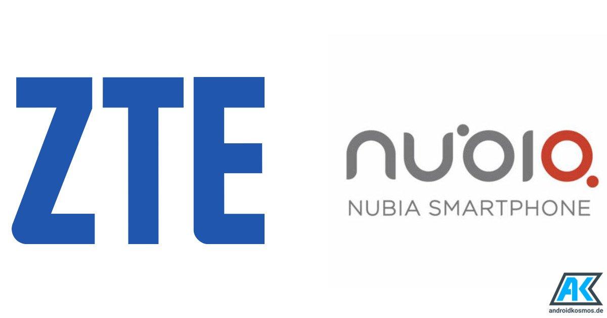 ZTE gibt Anteile ab und trennt sich von Nubia 1