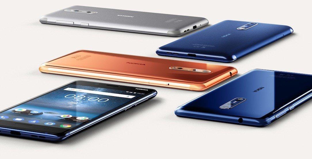 Nokia 8: aktuelles Flaggschiff Smartphone mit ZEISS Kamera vorgestellt 1