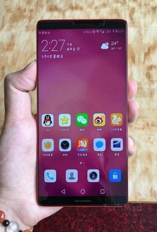 Huawei Mate 10: Erste Renderbilder und es soll eine Varianten mit Full-Screen Display geben 8