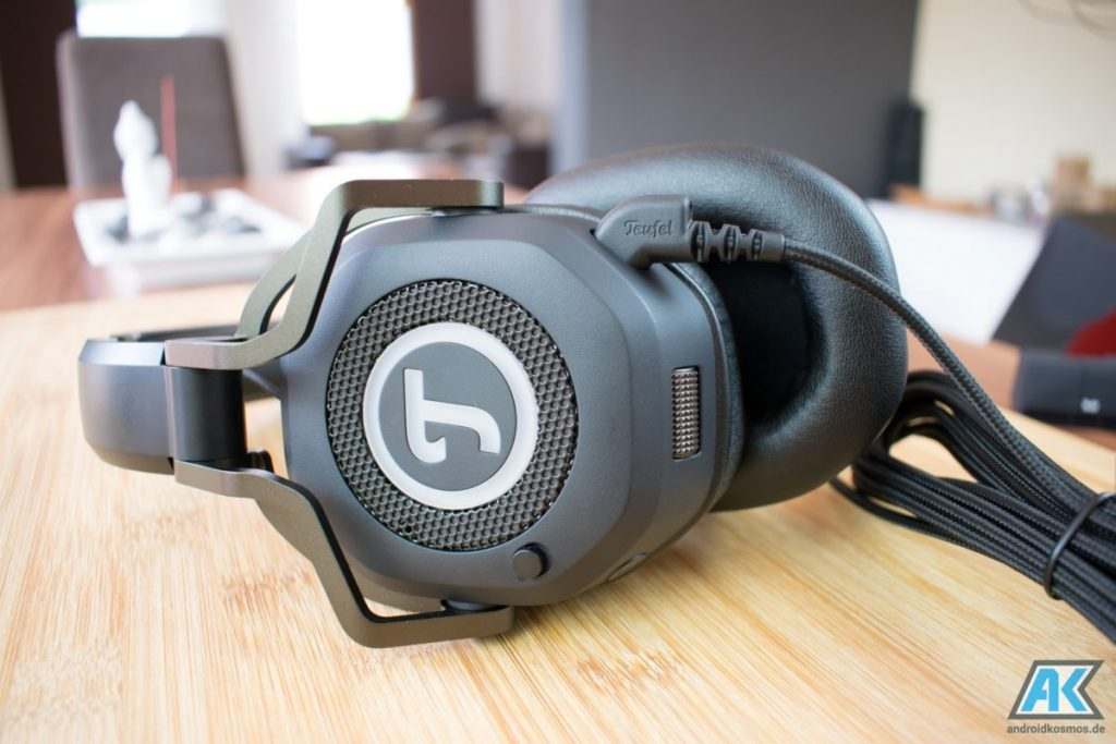 TEUFEL CAGE Test: das erste USB Gaming Headset des Herstellers 11