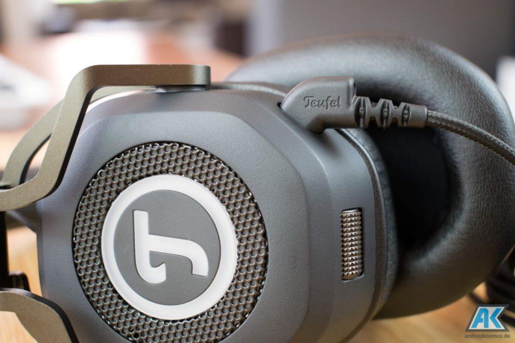 TEUFEL CAGE Test: das erste USB Gaming Headset des Herstellers 12